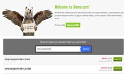 free com net domain from namedotcom