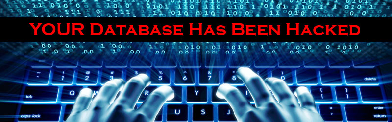 7 Signs That Your Database Has Been Hacked and How to Avoid Them