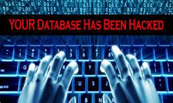 web data hacked