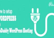 How to setup WordPress on GoDaddy WordPress Hosting ?
