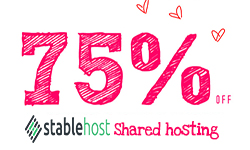 stablehost-coupon-75off-for-life