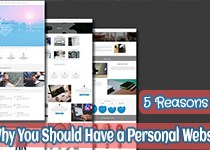 5 Reasons on Why You Should Have a Personal Website