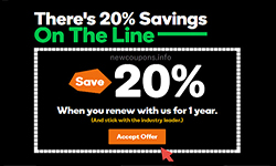 GoDaddy Renewal Trick - Save up to 20% Off