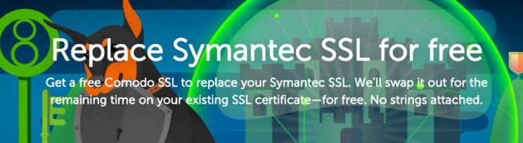 Are you using Symantec SSL? Let Replace It Now !