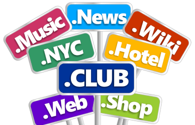 top 5 tlds domains