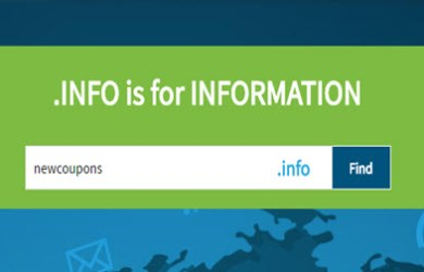 domain info will be increased prices