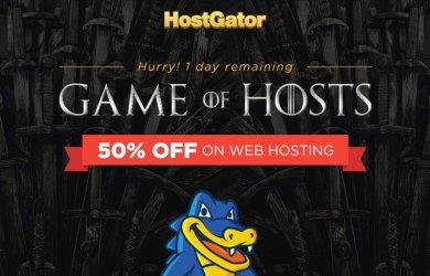 hostgator india 50% off hosting