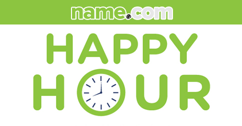 Name.Com - Domain Happy Hour: $0.99 .ORG Registrations