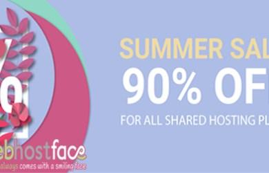 webhostface 90% off coupon code