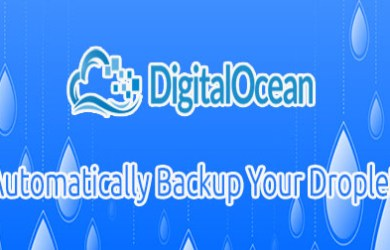 digitalocean backup your droplets