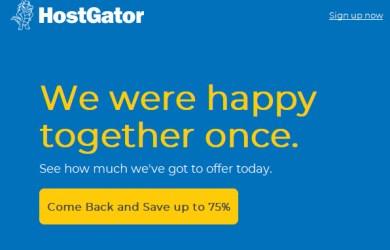 hostgator 75off all hosting plans 2018