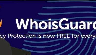 namecheap free whoisguard forever banner