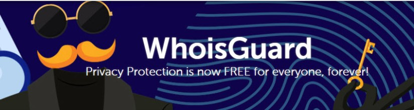WhoisGuard is now FREE Forever at NameCheap