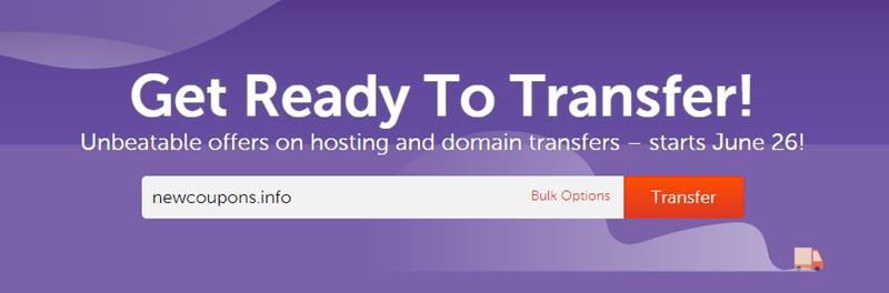NameCheap's Transfer Day - Save 50% When Transfer to NameCheap