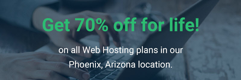 StableHost Special Offer - 70% Off Web Hosting for LIFE