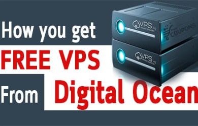 free digitalocean vps tutorial