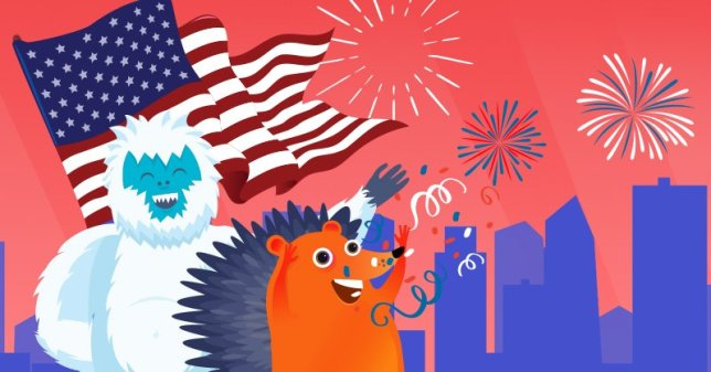 2018's NameCheap American Dreams Day - Save 19% on .COM + $0.88 .US