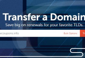 Save Up To 17% Off on Domain Transfer at NameCheap