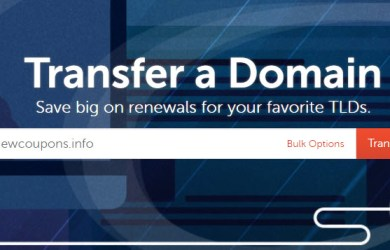 save 17percent on domain transfer at namecheap