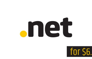 .net domain for 6.65usd