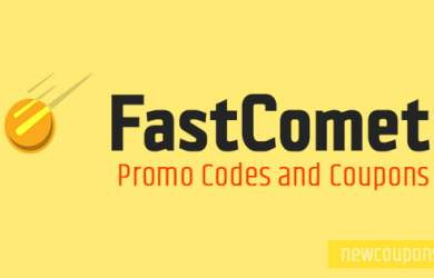 FastComet Promo Code March 2019 - Get Up To 30% Off
