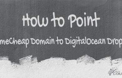 add domain namecheap on digitalocean