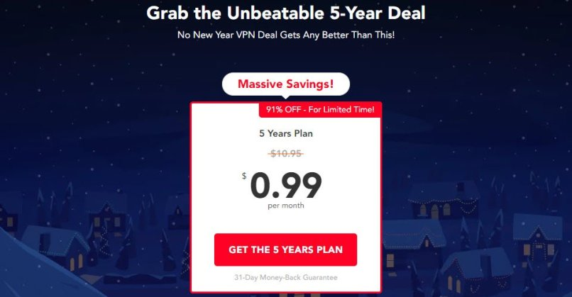 91% OFF | $59.4 Purevpn 5 Year Plan Deal On March 2021