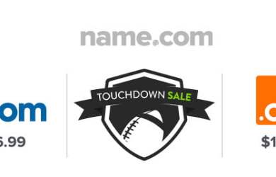 NAME.COM TLD ON SALE! AS LOW AS $1.99