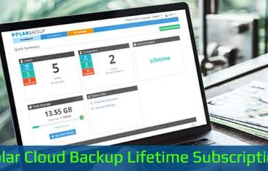 polarbackup lifetime subscription