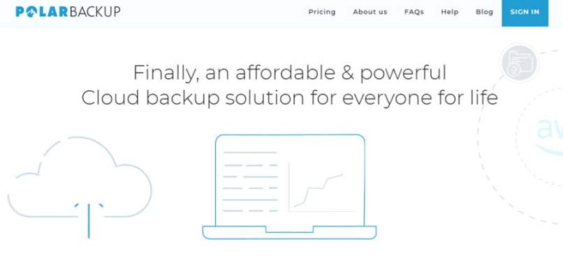 90% OFF | $29.99 PolarBackup Lifetime Coupon On December 2020