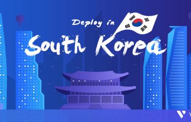 Vultr opens South Korea data center