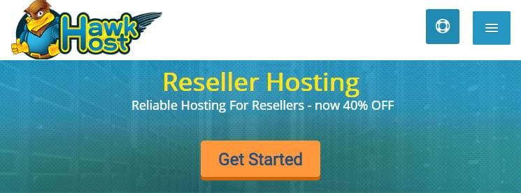 40% OFF HawkHost Reseller Coupon On August 2020