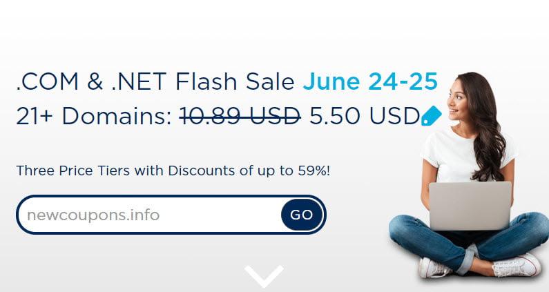 Hexonet - Bulk .COM/.NET Registration From  $5.50/Year