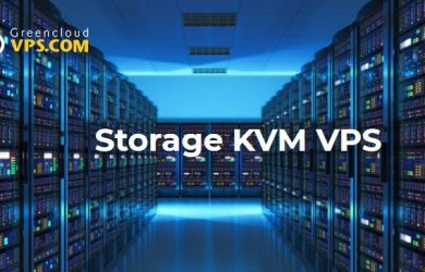 GreenCloudVPS KVM Storage VPS Offer