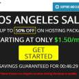 hawkhost los angeles sale 50% recurring discount