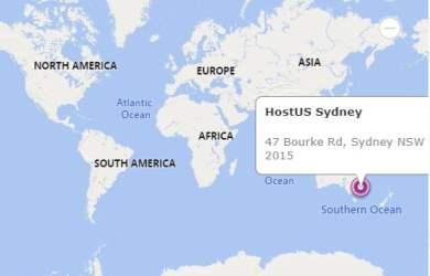 hostus sydney location