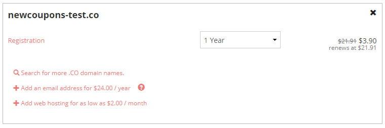 Register Unlimited .CO Domains For $3.9 Each At Porkbun