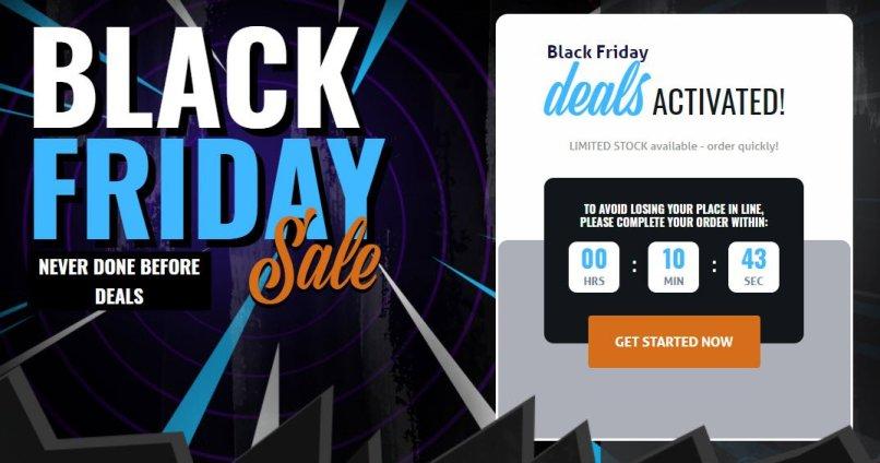 RackNerd Black Friday Sale 2020 - 20 Crazy Deals