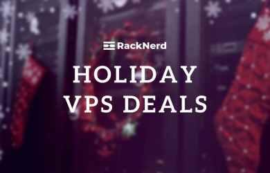Racknerd Happy Holidays Deal