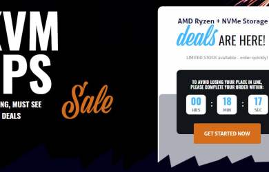 racknerd amd ryzen nvme vps offer