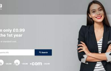 uk2 99 cent .com domain