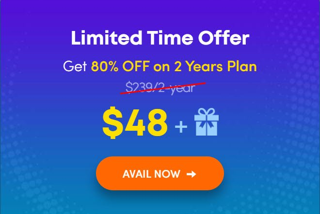 80% OFF Ivacy 2 Year Plan Deal For $48 - $1.99/Mo
