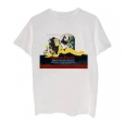 Horror Of Dracula Men's Graphic T-Shirt White Size Large for $23