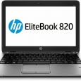 "HP Elitebook 820G2 Laptop Computer, 2.90 GHz Intel i5 Dual Core Gen 5, 4GB DDR3 RAM, 500GB SATA Hard Drive, Windows 10 Home 64 Bit, 12.5"" Widescreen Screen (Renewed) for $242"