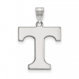 NCAA 10k White Gold U. of Tennessee Large Pendant for $307