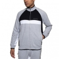 Sean John Men's Colorblocked Track Jacket Gray Size Large for $94