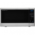 Sharp SMC1843CM 1.8 Cu. Ft. 1100W Stainless Steel Countertop Microwave for $189