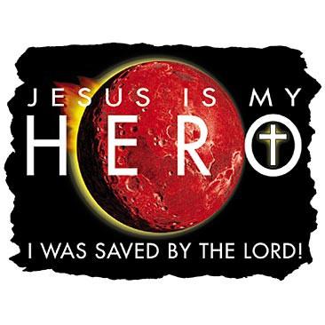 jesus is my hero