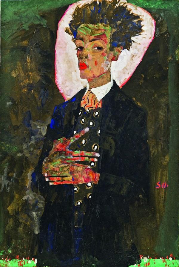 In Egon Schiele Neue Galerie