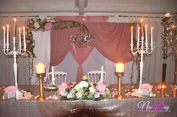 New Day Evenements Votre Spcialiste En Decoration De Mariage